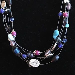 "Jewelry - 16"" Lia Sophia necklace"